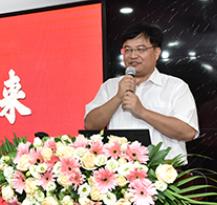 深圳市育山科技协会 执行秘书长林琦翔