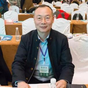 上海左岸芯慧电子科技有限公司董事长张波照片