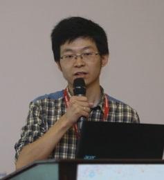 阿里巴巴蚂蚁金服集团工程师刘林豆照片
