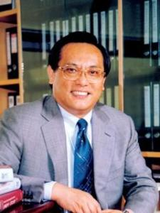 中国交通企业管理协会会长李科浚照片