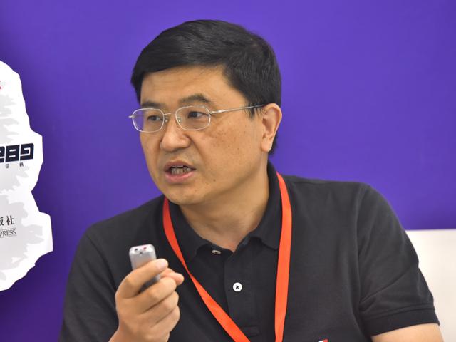 途牛旅游网副总裁王树柏