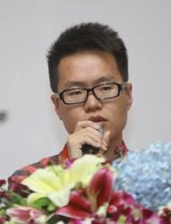 网易杭州研究院工程师郭忆照片