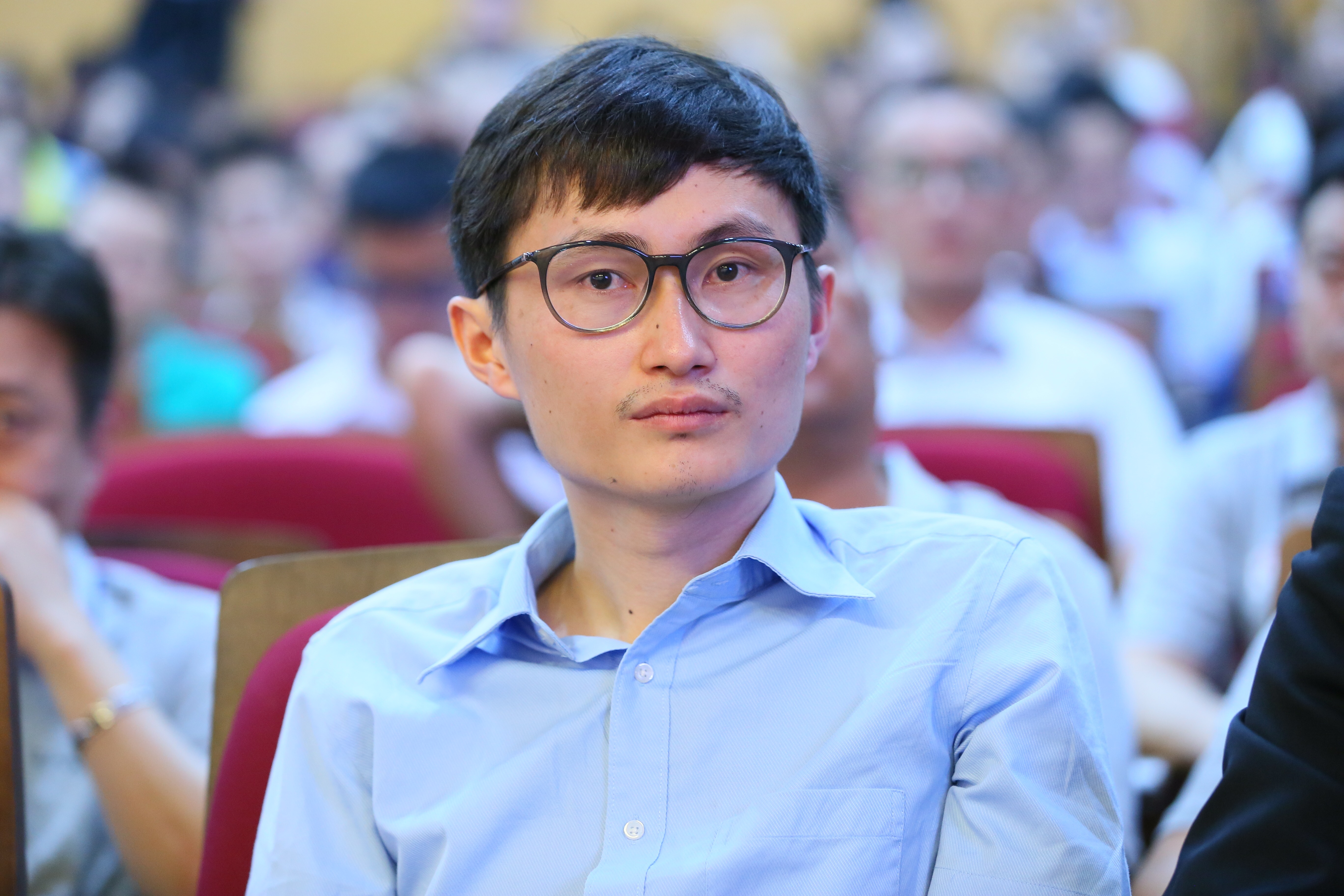 方正证券传媒与互联网行业首席分析师杨仁文照片
