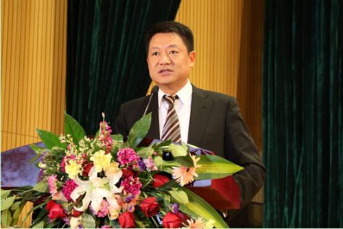 复星集团全球合伙人刘斌照片