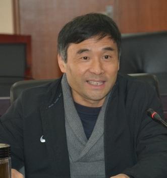 浙江中医药大学副校长李俊伟照片