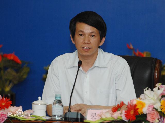 中国老龄协会副会长吴玉韶照片
