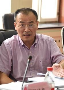 浙江中医药大学教师发展中心主任来平凡照片