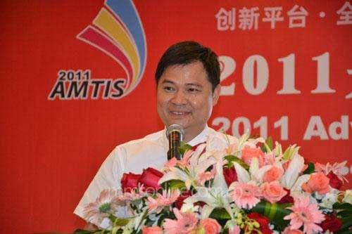 星美国际影城集团有限公司副总经理刘军照片