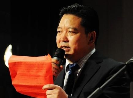 中航沈阳黎明航空发动机(集团)有限公司技术中心首席专家张森堂照片