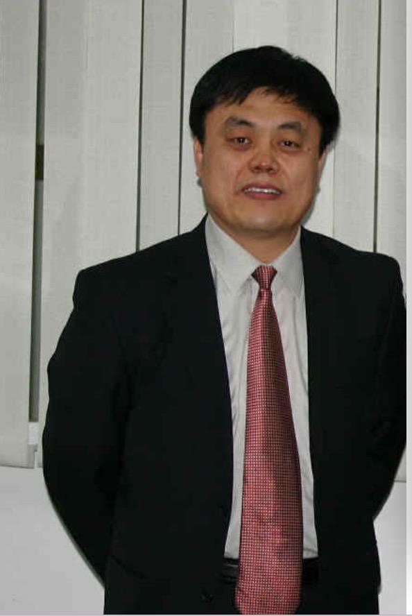 北京佰仁医疗科技有限公司董事长金磊照片
