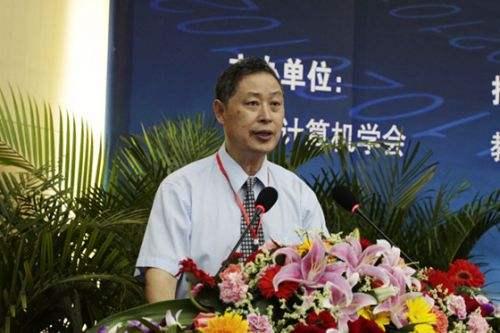 武汉大学教授张焕国