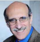 诺贝尔化学院长Martin L. Chalfie照片