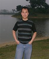 香港中文大学副研究员张玉峰照片