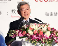 香港大学教育学院首席教授程介明照片