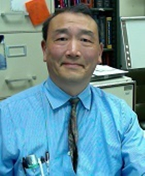 美国康涅狄格大学教授George Yung-hsing Wu照片
