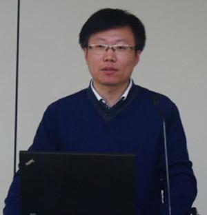 双登集团副总裁杨宝峰
