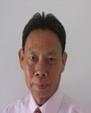 美国谷物理事会技术顾问Budi Tangendjaja照片