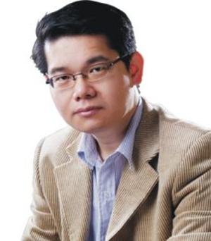 智能眼镜产业联盟副理事长李传勍照片
