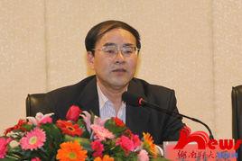 中南大学肿瘤研究所所长李桂源照片