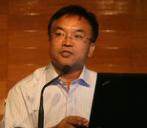 北京外国语大学教授李文中照片