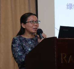 中国电器科学研究院有限公司绿色所副所长王玲