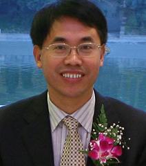 中国科学院大学数学科学学院执行院长郭田德照片