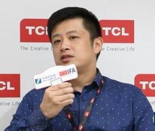 TCL洗衣机产品总监邢哲胤