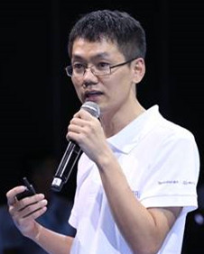 腾讯专家工程师黄希彤照片