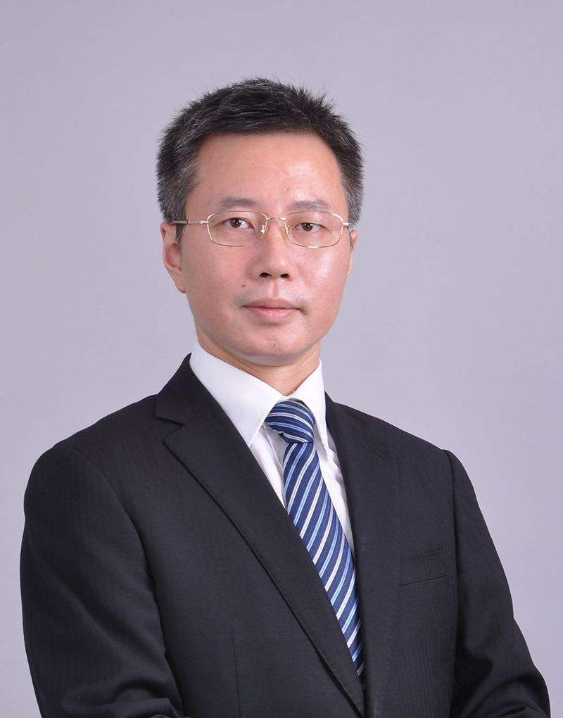 清华大学中旭商学院高级讲师杜奎松照片