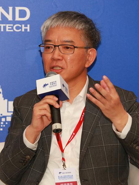 浙商银行行长刘晓春照片