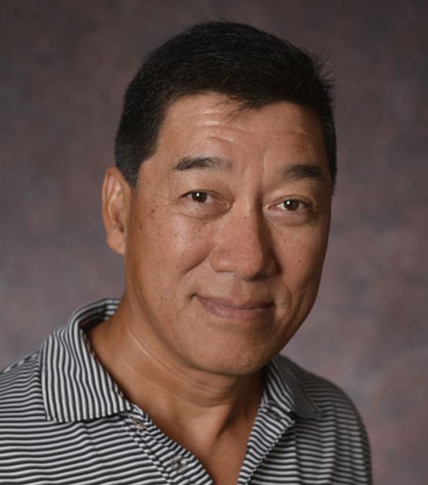 Rutgers University, USA教授Eric Lam照片