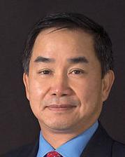 耶鲁大学金融学教授陈志武照片