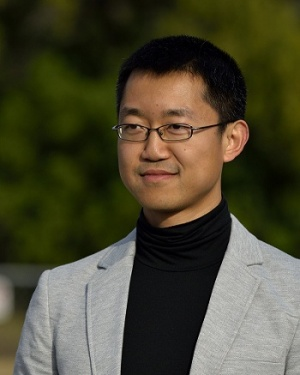 哥伦比亚大学助理教授袁中照片