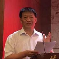 钾盐(肥)分会秘书长陈国福照片