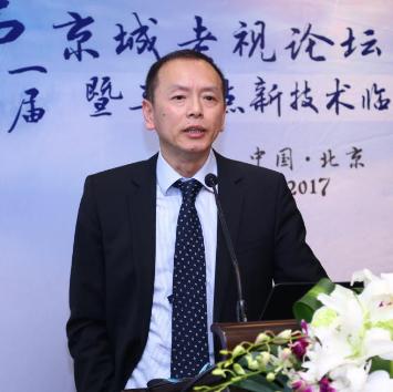 浙江大学附属第一医院副院长沈晔照片