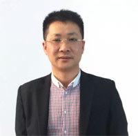 上海申光洗涤机械集团有限公司副总经理吴从训照片