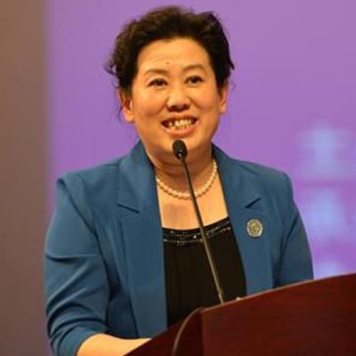 国家自然科学基金委员会副主任高瑞平