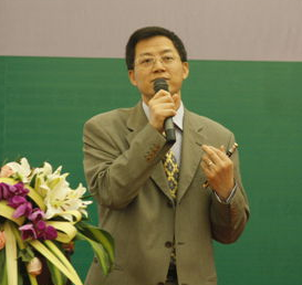 艾美仕市场调研咨询(上海)有限公司咨询总监严尚军照片