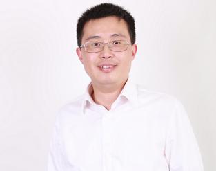绿叶制药集团研发副总裁李又欣照片