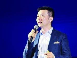 贝贝网营销副总裁蒋雨辰照片