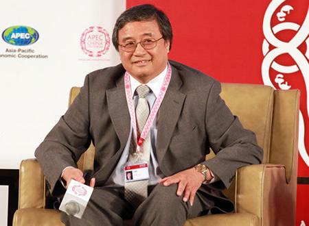 刚毅集团董事局主席王敏刚照片