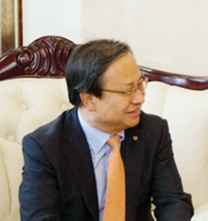 韩国SPA协会会长宋河永照片
