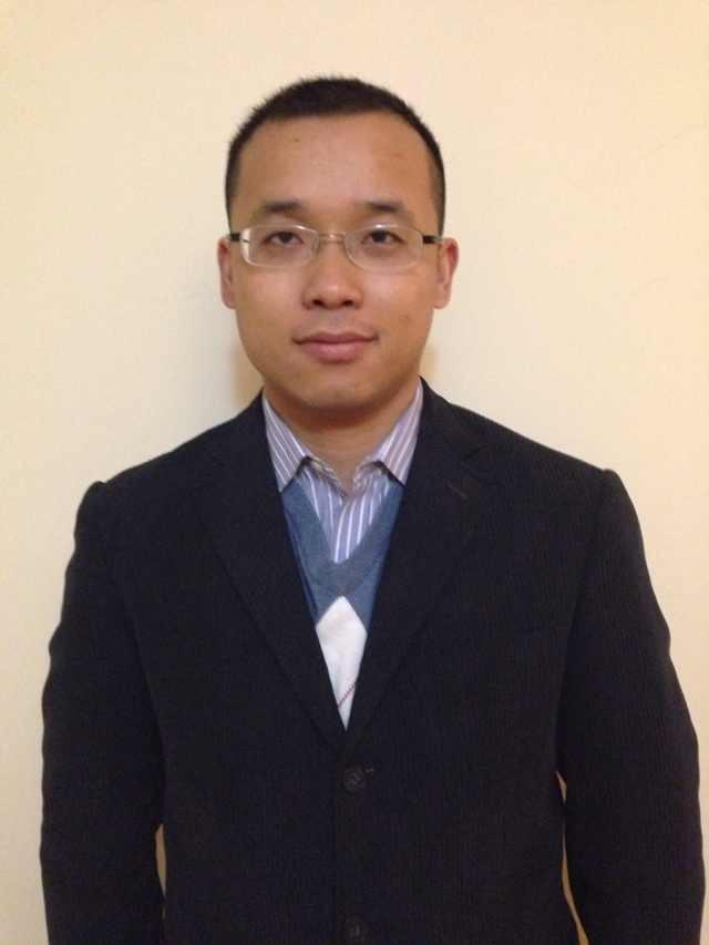 上海科技大学生命科学与技术学院助理教授胡霁照片