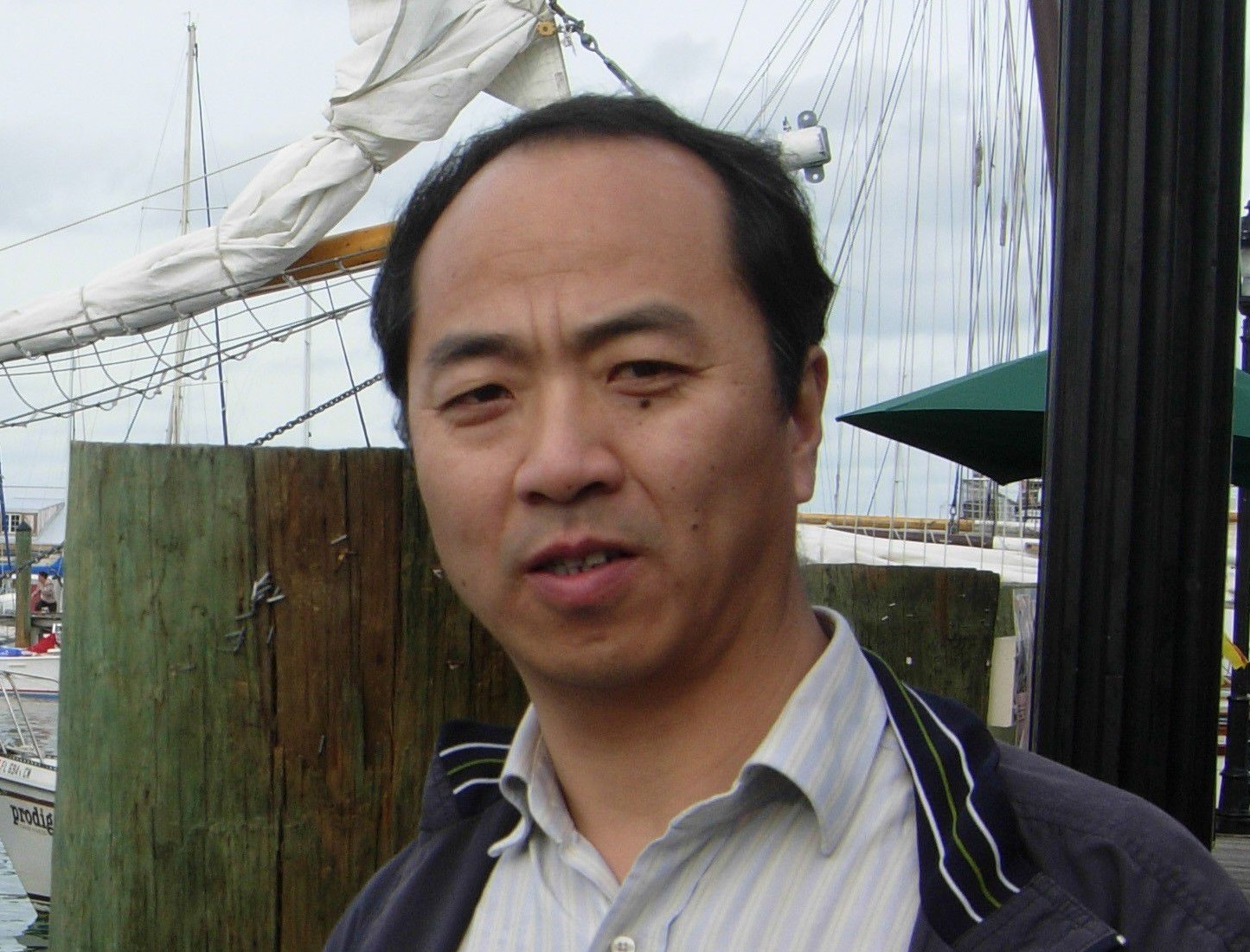 中國科學院微生物研究所研究員劉杏忠照片
