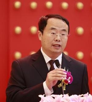 烟台市副市长王霄汉照片