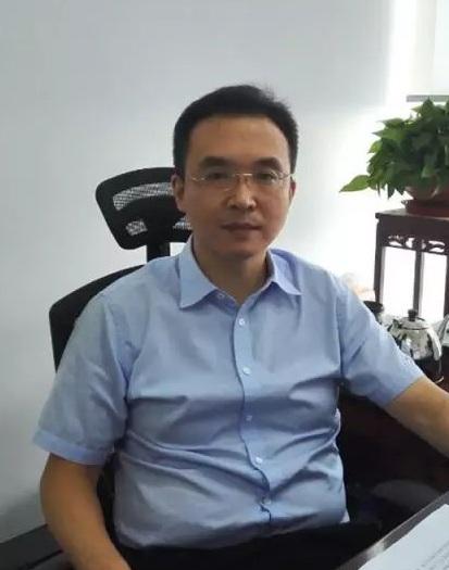 烟台高新区经济发展局局长曲宁照片