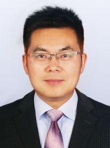 住建部中国城市科学研究会数字城市工程研究中心规划处处长杨德海照片