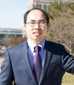 南京农业大学 副教授马文强照片