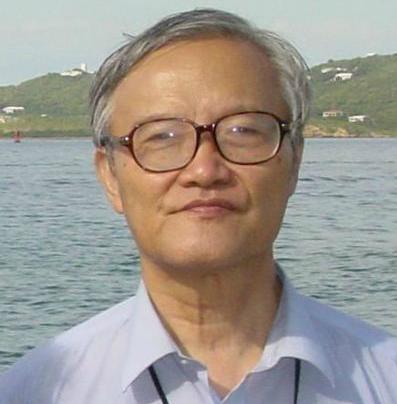 中国科学院数学研究所研究员陆汝钤照片