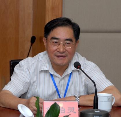 北京应用物理与计算数学研究所研究员郭柏灵照片